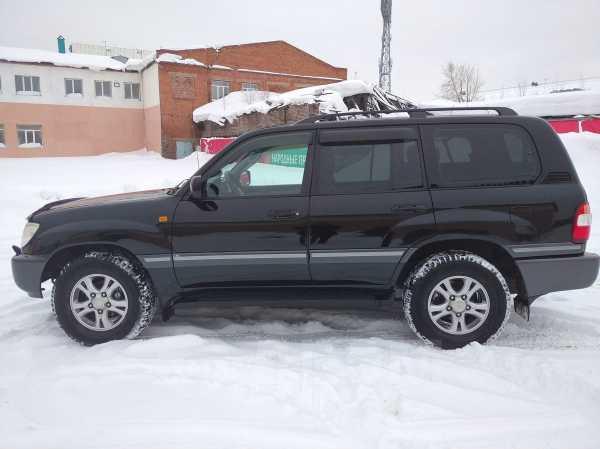 Toyota Land Cruiser, 2005 год, 1 450 000 руб.