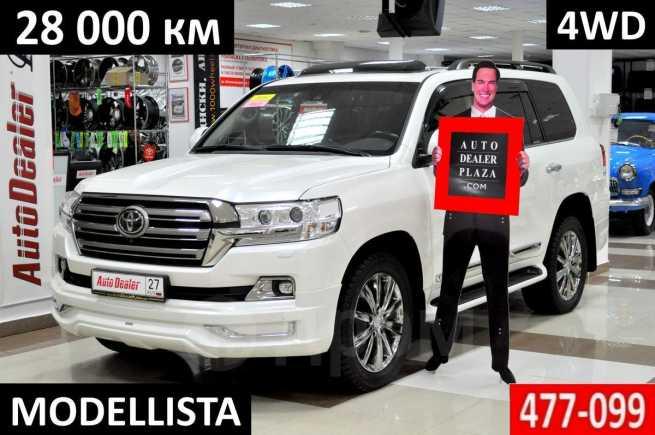 Toyota Land Cruiser, 2016 год, 4 299 000 руб.