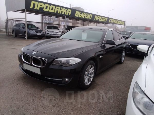 BMW 5-Series, 2012 год, 1 075 000 руб.