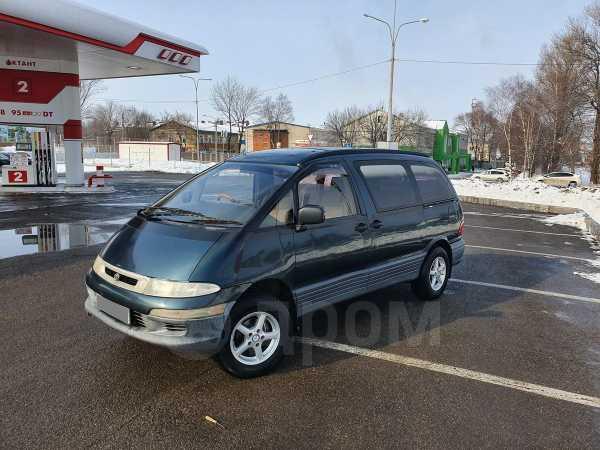 Toyota Estima Emina, 1995 год, 185 000 руб.