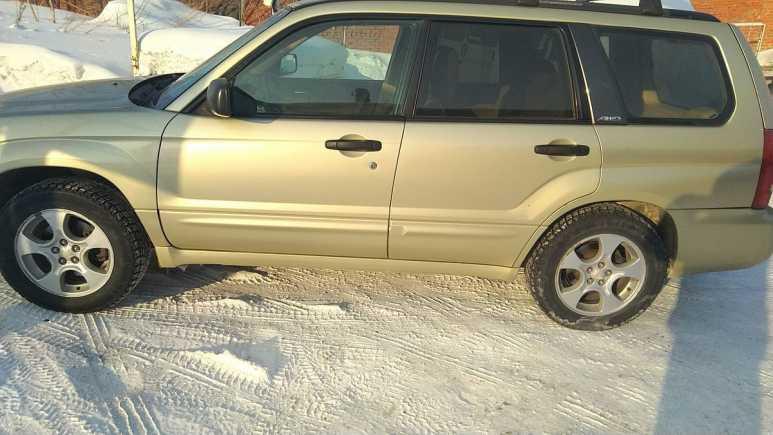 Subaru Forester, 2002 год, 415 000 руб.