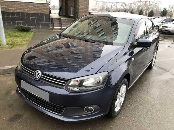 Volkswagen Polo, 2010 год, 445 000 руб.