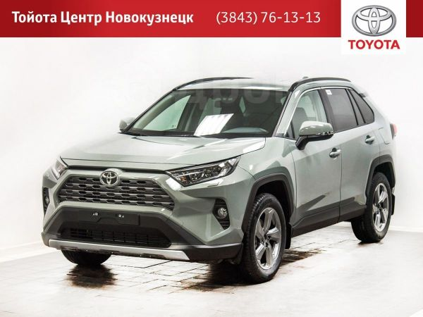 Toyota RAV4, 2020 год, 1 985 000 руб.