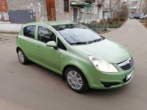 Opel Corsa, 2010 год, 355 000 руб.