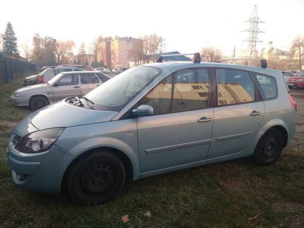 Renault Grand Scenic, 2008 год, 285 000 руб.