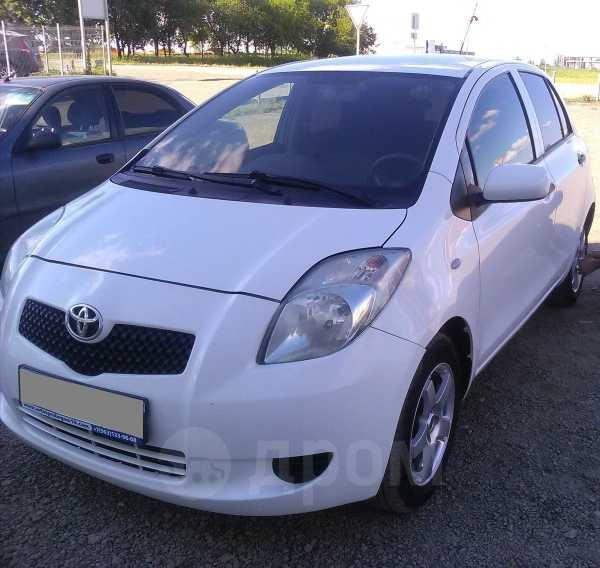 Toyota Yaris, 2007 год, 260 000 руб.