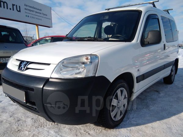 Peugeot Partner, 2008 год, 267 000 руб.