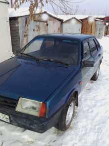 Омск 21099 1995