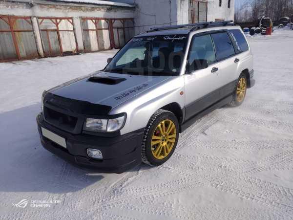 Subaru Forester, 1997 год, 440 000 руб.