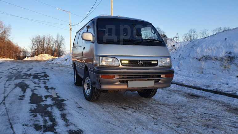 Toyota Hiace, 1991 год, 600 000 руб.
