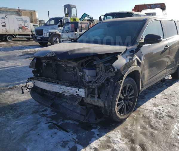 Toyota Highlander, 2014 год, 1 150 000 руб.