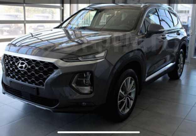 Hyundai Santa Fe, 2018 год, 2 290 000 руб.