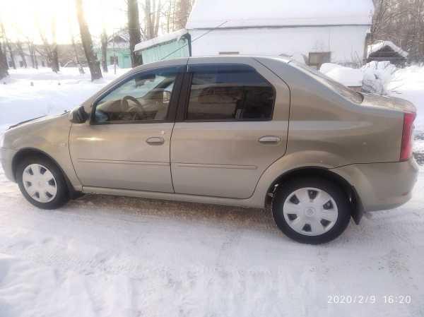 Renault Logan, 2010 год, 355 000 руб.
