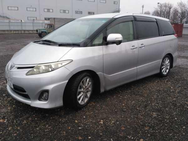 Toyota Estima, 2009 год, 590 000 руб.
