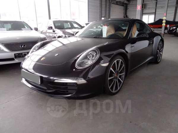 Porsche 911, 2013 год, 4 500 000 руб.
