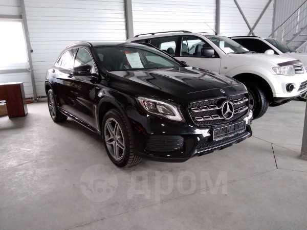 Mercedes-Benz GLA-Class, 2017 год, 1 950 000 руб.