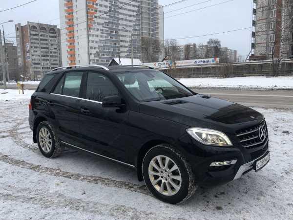 Mercedes-Benz M-Class, 2014 год, 2 100 000 руб.