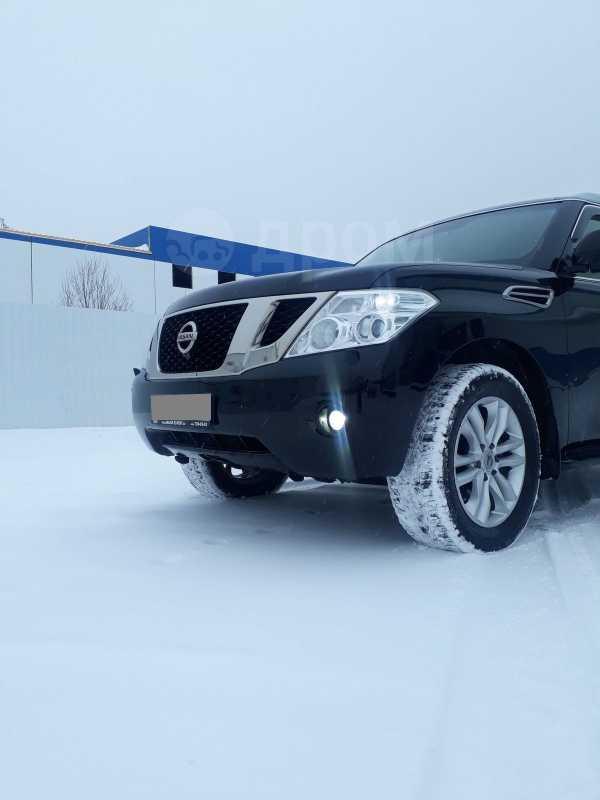 Nissan Patrol, 2012 год, 1 400 000 руб.