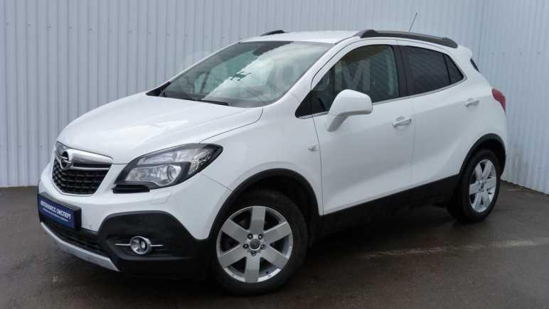 Opel Mokka, 2014 год, 635 000 руб.