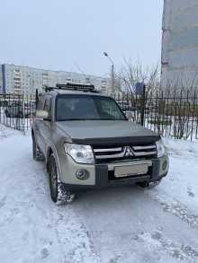 Новосибирск Pajero 2008