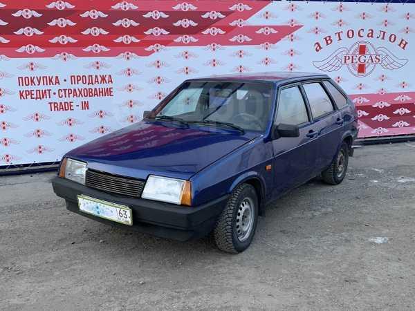 Лада 2109, 2001 год, 63 000 руб.