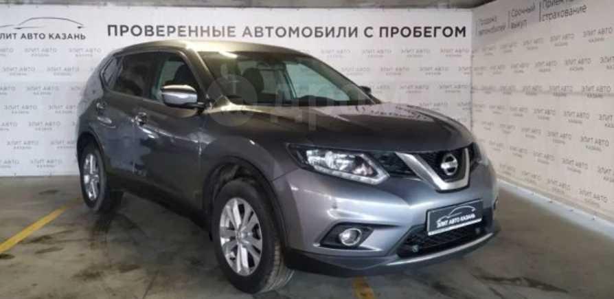 Nissan X-Trail, 2017 год, 1 290 000 руб.