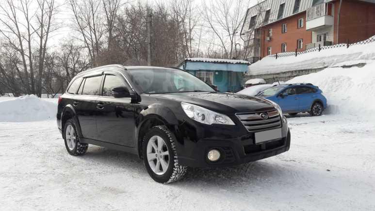 Subaru Outback, 2012 год, 1 220 000 руб.