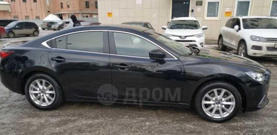 Mazda Mazda6, 2016 год, 1 090 000 руб.