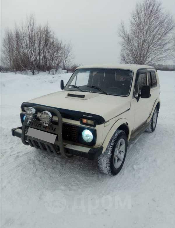 Лада 4x4 2121 Нива, 1995 год, 149 000 руб.