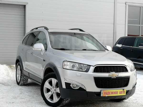 Chevrolet Captiva, 2012 год, 765 000 руб.