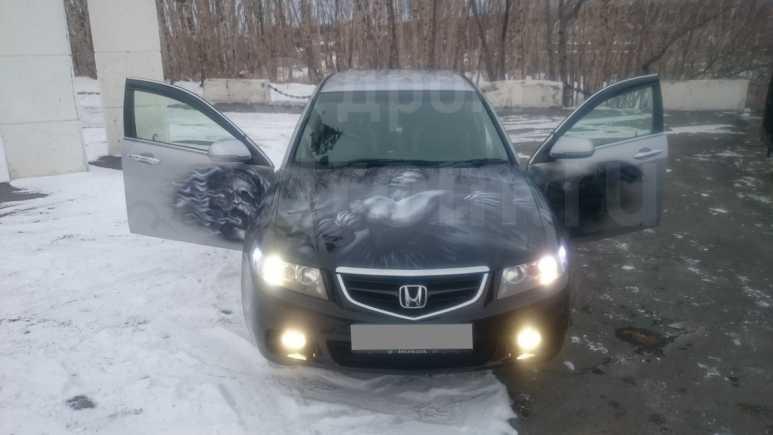 Honda Accord, 2007 год, 588 000 руб.
