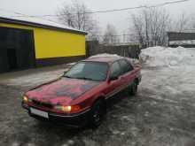 Зима Lancer 1989