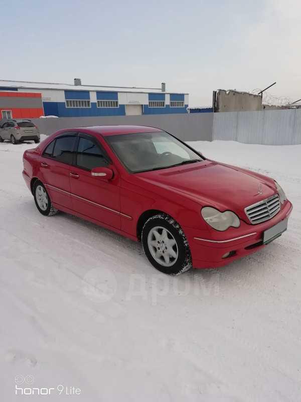 Mercedes-Benz C-Class, 2003 год, 390 000 руб.
