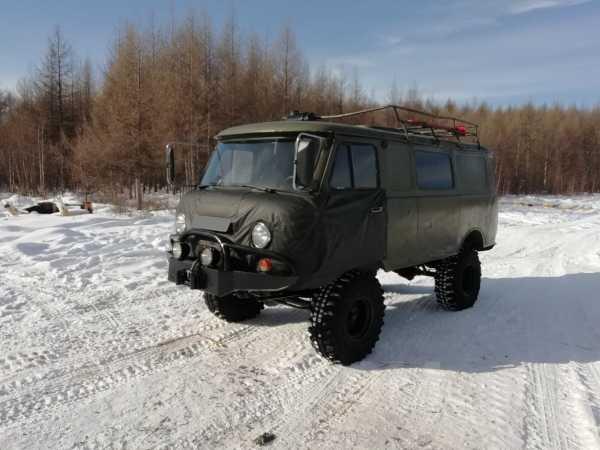 УАЗ Буханка, 1989 год, 470 000 руб.