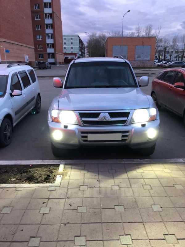 Mitsubishi Pajero, 2004 год, 580 000 руб.