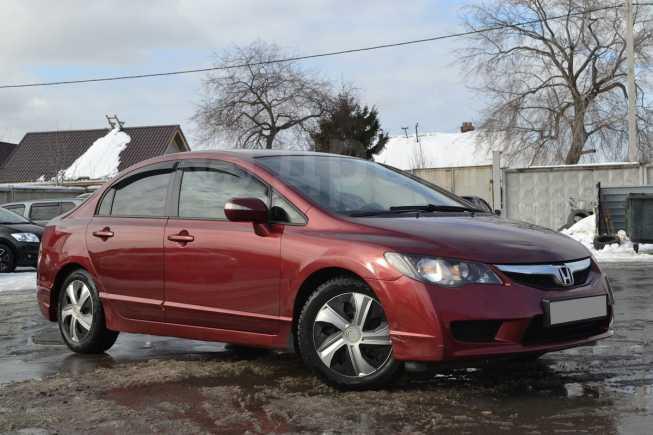 Honda Civic, 2010 год, 435 000 руб.