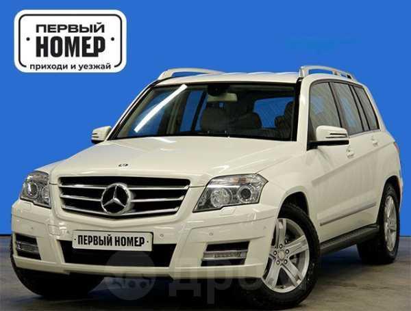 Mercedes-Benz GLK-Class, 2012 год, 1 109 000 руб.