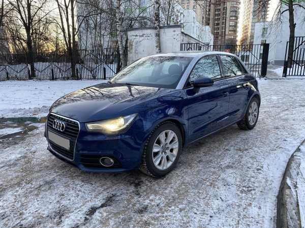 Audi A1, 2012 год, 565 000 руб.