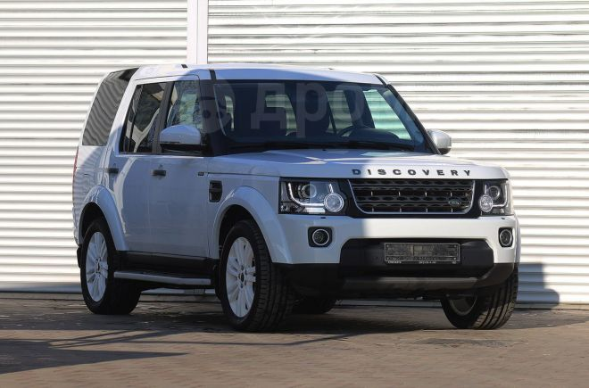 Land Rover Discovery, 2016 год, 2 330 000 руб.