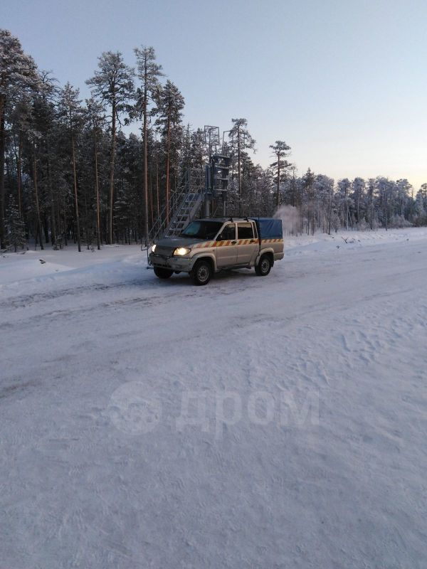 УАЗ Пикап, 2013 год, 300 000 руб.
