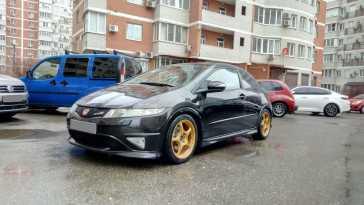 Краснодар Civic Type R 2008