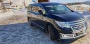 Nissan Elgrand, 2017 год, 2 250 000 руб.