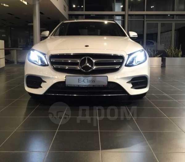 Mercedes-Benz E-Class, 2018 год, 2 500 000 руб.