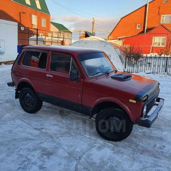 Лада 4x4 2121 Нива, 1996 год, 77 000 руб.