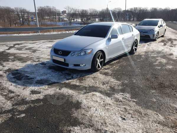 Lexus GS450h, 2006 год, 650 000 руб.