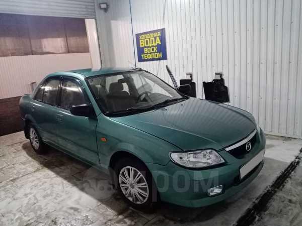 Mazda Protege, 2001 год, 195 000 руб.