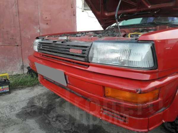 Nissan Bluebird, 1987 год, 95 000 руб.