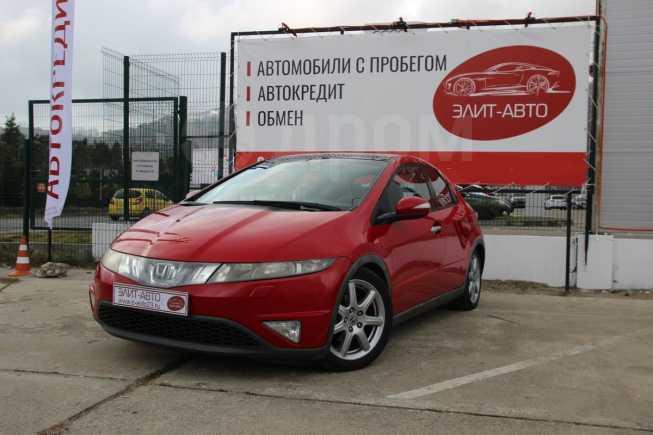 Honda Civic, 2007 год, 340 000 руб.