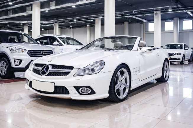 Mercedes-Benz SL-Class, 2009 год, 1 800 001 руб.