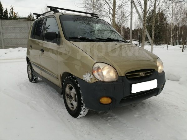 Hyundai Atos, 1998 год, 115 000 руб.